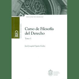 Curso De Filosofia Del Derecho Tomo 1