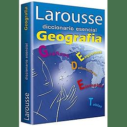 Diccionario Esencial Geografia