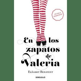 En Los Zapatos De Valeria (Valeria 1)