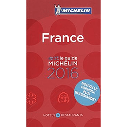 France. Guia Michellin