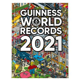 Guinness World Records 2021 (Ed. Latinoamerica)