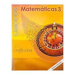 Matematicas 3 Ejercicios