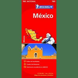 Mexico. Guia Michellin