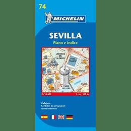 Sevilla. Guia Michellin
