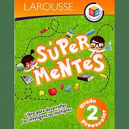 Super Mentes Preescolar 2