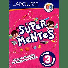 Super Mentes Preescolar 3