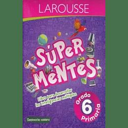 Super Mentes Primaria 6