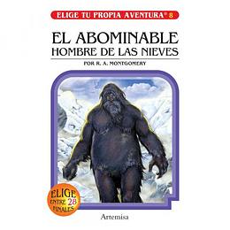 Elige Tu Propia Aventura - El Abominable Hombre De Las Nieves