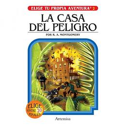 Elige Tu Propia Aventura - La Casa Del Peligro