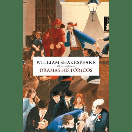 Dramas Historicos. Obra Completa 3