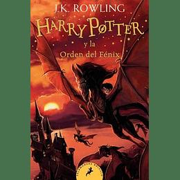 Harry Potter Y La Orden Del Fenix (5) - Bolsillo
