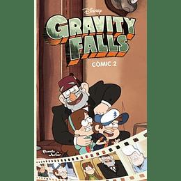 Gravity Falls, Comic 2