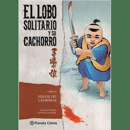 El Lobo Solitario Y Su Cachorro Libro 6