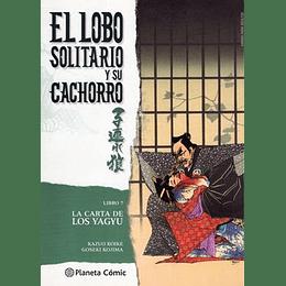 El Lobo Solitario Y Su Cachorro Libro 7