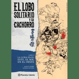 El Lobo Solitario Y Su Cachorro Libro 9