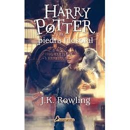 Harry Potter Y La Piedra Filosofal [Harry Potter 1-Tb]