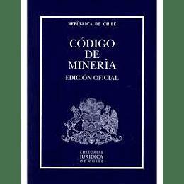 Codigo De Mineria - Profesional 2021