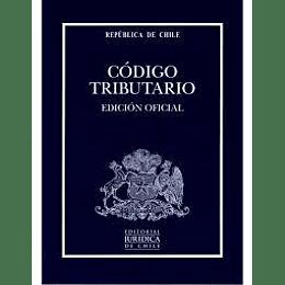 Codigo Tributario (Edicion Profesional)