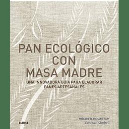 Pan Ecologico Con Masa Madre