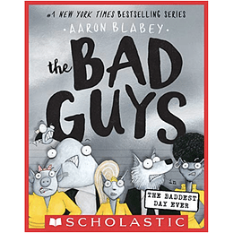 The Bad Guys 10 The Baddest Day Ever