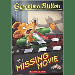 Geronimo Stilton 73 Missing Movie