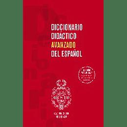 Diccionario Didactico Avanzado Del Español