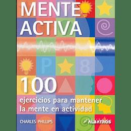 Mente Activa 100 Ejercicios