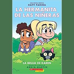 Hermanita De Las Niñeras 1 La Bruja De Karen, La