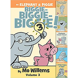 An Elephant And Piggie Biggie! Volume 3
