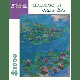 Puzzle Claude Monet Water Lilies