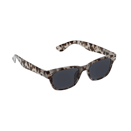 Lentes Oscuros +1.0 Clark Sun Gray Tortoise