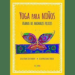 Yoga Para Ninos Asanas De Animales Felices
