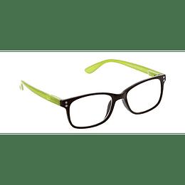 Lentes +3.5 Wildwood Brown Green