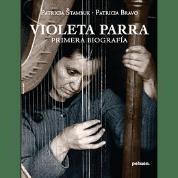 Violeta Parra Primera Biografia