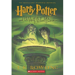 Harry Potter 6 And The Halfblood Prince