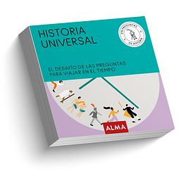 Historia Universal, El Desafio De Las Preguntas Para Viajar En El Tiempo