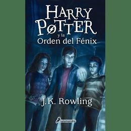 Harry Potter 5 Y La Orden Del Fenix