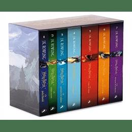 Pack Harry Potter  (Libros Del 1 Al 7)