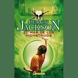 Percy Jackson 2 El Mar De Los Monstruos