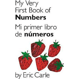 My Very First Book Of Numbers (Edicion Billingue)