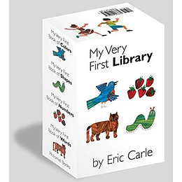 My Very First Library (Four My Very First Board Books)