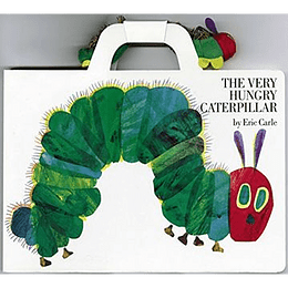 The Very Hungry Caterpillar (Libro Y Peluche)