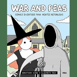 War And Peas Comics Divertidos Para Mentes Retorcidas