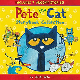 Pete The Cat Storybook Collection 7 Groovy Stories!