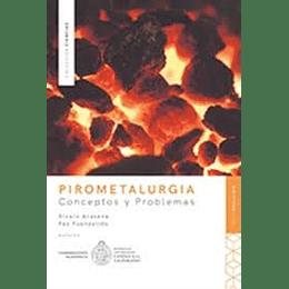 Pirometalurgia. Conceptos Y Problemas