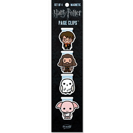 Bookmarks Harry Potter Buho