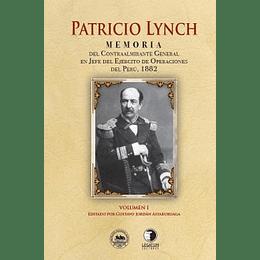 Patricio Lynch Tomo 1