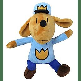 Muñeco De Peluche Hombre Perro