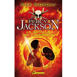 Percy Jackson 4 La Batalla Del Laberinto