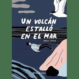Volcan Estallo En El Mar, Un